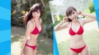 日本19岁嫩模获赞走红 大胸长腿童颜貌美 140822