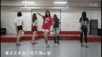 踊音党音乐视频系列 2015 神曲改造《小苹果》中国风版练习室舞蹈 02