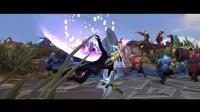 《最强男神》02 隐蔽气力装菜鸟 指挥队员重新翻盘