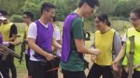 温州市公安局鹿城区分局5.4青年节户外活动视频