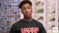 YoungBoy Never Broke Again Goes Sneaker Shopping With Complex