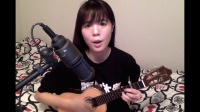 <Maroon5-She Will Be Loved>ukulele cover by Sasa