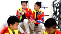 HIP HOP DANCE CHOREOGRAPHY KIDS HIPHOP DANCE  -儿童 Kids 少儿 幼儿舞蹈视频教学