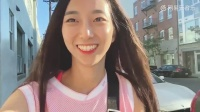 """韩国滑板女孩高孝周的唯美""""滑板舞"""", 风一样的女子"""