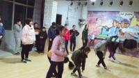 吾能舞部分学员--魔性舞蹈《panama》彩排第二天--2018.02保靖吾能舞街舞工作室