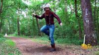 【曳舞天下shuffle.net.cn】鬼步舞Lumberjack - (Melbourne Shuffle)
