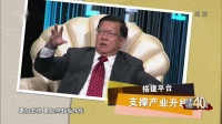 论道 中国产业经济四十年:总结成功经验 181101 高清