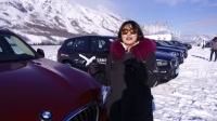 驾·驭:别有一番风味 感受宝马X3冰雪试驾体验