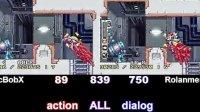 【TAS】洛克人ZERO3 全收集 最速对比