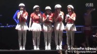 130803 Crayon Pop - Saturday Night @华克山庄饭店