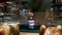百事可乐斗鸡广告—搞笑