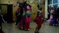 唯艺肚皮舞万圣节舞会---集体兔子舞