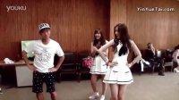 Running Man与偶像Idol练习舞蹈幕后花絮 130908[超清版]