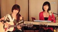 两位美女翻唱刘德华《你是我的女人》