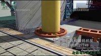 东海大桥海上风电安装三维动画