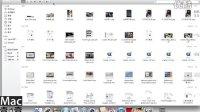 Mac121 中文视频教程MacOS Lion 使用基础 1 认识finder