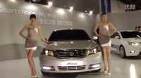 2012台北国际车展SMART汽車模特1【华天传媒】
