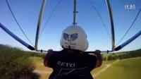 视频: 顶级动力三角翼美国翼飞乐 REVO--华太飞机总代理