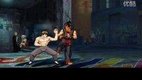 【FLASH动画】拳皇之猛龙过街1高清