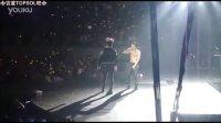 bigbang102412-(菲律賓場)太陽拉TOP出來跳抽風舞x3