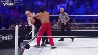 WWE 卡里vs big shov (无敌袁世凯中文解说)