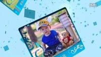 宝宝成长日记 AE儿童模板下载 我图网(039)