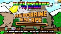 ★我的世界★Minecraft《籽岷的MC同人小游戏 Herobrine快跑》