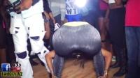 【哈滨说唱】牙买加夜店甩臀舞大赛TWERKING vs BROAD OUT