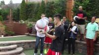 随心而动美国行 中国花式篮球牛人看呆老美
