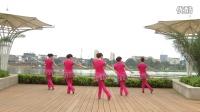 铜陵紫金花广场舞:团队版 : 甜蜜爱情:   编舞花语老师