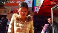 联通公司美女服务好.建宁县里心镇手机促销现场。得胜者影视 业余记者168