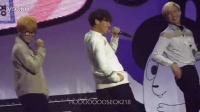 160124 防弹少年团fanmeeting随机女团舞J-Hope CR:hoooooooseok218