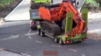 Modelltruck-Festival Baiersbronn 2016 - part 10 - RC trucks an