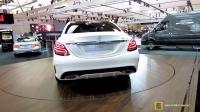 2014 多伦多车展实拍 Mercedes-Benz C 400 4MATIC