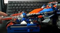 [橙子评测]乐拼未来骑士团:克雷的圣剑合体战车