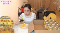 【中国大胃王密子君】挑战黄桃罐头(精华版)