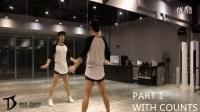 [POI]I.O.I《Whatta man》女团爵士舞蹈镜面分解教学【TS DANCE】