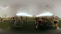 360 VR 全景 虚拟现实 零距离探访火辣迈阿密橄榄球宝贝!- NFL国家橄榄球联盟- Ep2  NFL VR