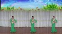 艳桃广场舞《语花蝶》正背面演示 附陈敏老师分解教学