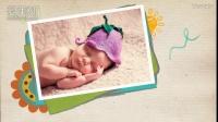 宝宝成长记录视频 - 爱美刻在线视频制作软件