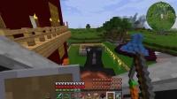 Minecraft 我的世界新手生存第34期 看看超酷的龙坐骑  小悠实况游戏解说