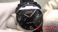沛纳海359 PANERAI P9000机芯 VS厂高仿沛纳海359手表