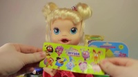 小不点的玩具 2017 宝宝刷牙梳头打扮游戏 拆奇趣蛋玩具寻宝藏 719 宝宝刷牙梳头打扮游戏