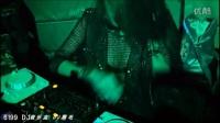 DJ黑毛-夜店酒吧美女DJ电音热舞狂放现场.