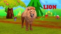 动物园里的动物 Zoo Animals + Sounds