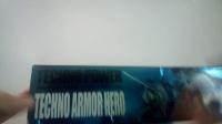 【怪兽制作】铠甲勇士拿瓦  假面骑士特鲁  可动版套装