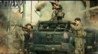 敢死队3: 命悬一线, 史泰龙成功抓住了直升机的吊绳!