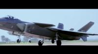 两架歼10战机雷达锁定驱逐敌机 歼20也将在《空天猎》中出现