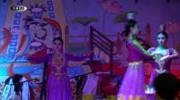 【西北风情】吐鲁番歌舞表演片段(吃大餐看演出维吾尔族舞蹈绚丽多姿)