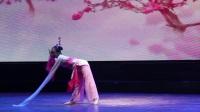 星萌舞蹈2017首届作品展广西舞蹈大赛获奖节目古典舞女子独舞《桃花赋》